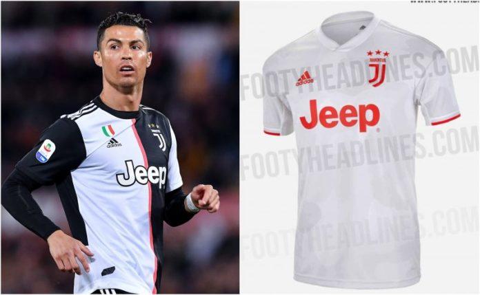 Seconda maglia Juventus 2019/20: grande novità rispetto al passato
