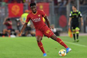 Roma, ko Diawara: problema al ginocchio, salta il derby: oggi gli esami a Villa Stuart