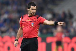Designazioni arbitrali 21^ giornata: Roma-Lazio a Calvarese, Napoli-Juventus a Mariani