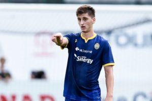 Verona, ko e paura per Kumbulla: annebbiamento della vista, ecco il comunicato ufficiale del club