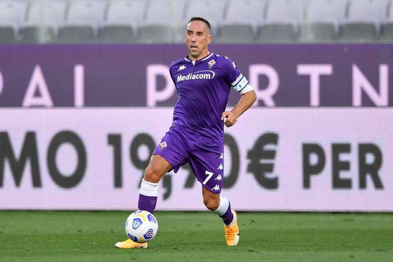 Fiorentina, Ribery non ce la fa: le condizioni dell'attaccante francese