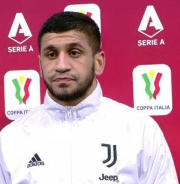 Hamza Rafia Juventus