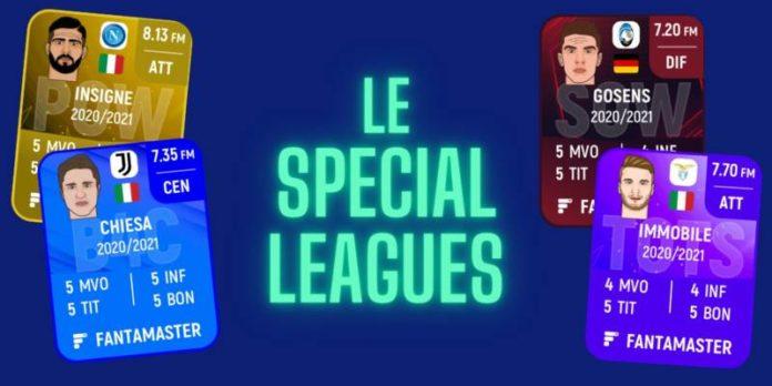 LE SPECIAL LEAGUES